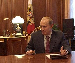 """Лампа """"Президент"""" исправно служит уже второму главе государства."""